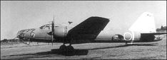 """The Mitsubishi Ki-67 Hiryū (飛龍, """"Flying Dragon""""; Allied reporting name """"Peggy"""") was a twin-engine heavy bomber produced by Mitsubishi and used by the Imperial Japanese Army Air Force in World War II. Its Army long designation was """"Army Type 4 Heavy Bomber"""" (四式重爆撃機)."""