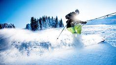Opplev de Østerriske alpene i vinter!