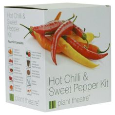 Hot Chilli & Sweet Pepper Kit by Plant Theatre - 6 Different Varieties to Grow by Plant Theatre, http://www.amazon.co.uk/dp/B0048D5V22/ref=cm_sw_r_pi_dp_pxD8sb04S8ZM7