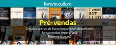 WEB TV VISUAL-ARTV: WEB TV VISUAL ARTV - LIVRARIA CULTURA