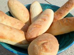 Food Processor French Bread.