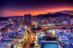 Ulsan,Korea