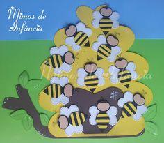 """Mimos de Infância: Projeto """" SALA DAS ABELHINHAS """""""
