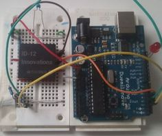 Want to read RFID tags with #Arduino? http://www.instructables.com/id/Reading-RFID-Tags-with-an-Arduino/
