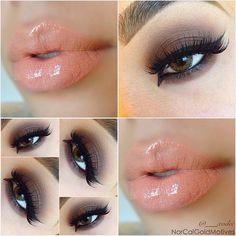 Isabella Cullen (Bella) Inspired Smokey Eye https://www.makeupbee.com/look.php?look_id=94606