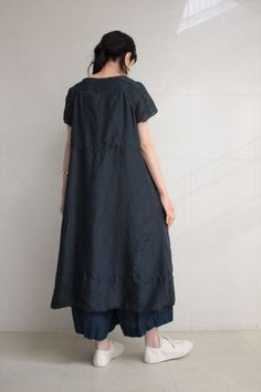 CASEY CASEY <br>SILK DRESS - Other Brand,ONE-PIECE - Veritecoeur(ヴェリテクール)