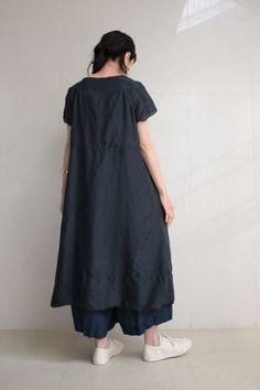 CASEY CASEY <br>SILK DRESS - Other Brand,ONE-PIECE - Veritecoeur(ヴェリテクール)