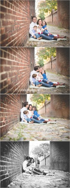 lifestyle family session posing | northern virginia family photographer | bethadilly photography