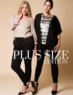 Umgee Plus Size - Day to Night Editorial. #umgee #umgeeplus #plussize #fashion