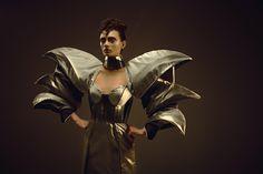 MARCIN LOBACZ  EXPLORE COSTUME  http://www.marcinlobacz.com/costume/  https://www.facebook.com/MarcinLobaczDesign?fref=ts  Photography by Karol Tomaszewski / Vidoq  https://www.facebook.com/GrupaVidoq?fref=ts  Model: Joanna Stachniak / Mango  MUA & Hair: Martyna Molenda