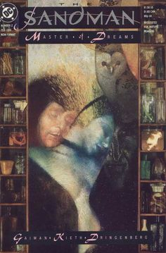 How Dave McKean created Sandman's multidimensional covers in an era before Photoshop