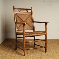 Newport Rush Arm Chair