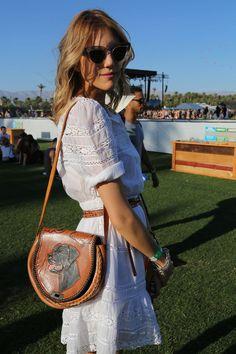 Etoile by Isabel Marant dress- #coachella 2013 #festivalstyle