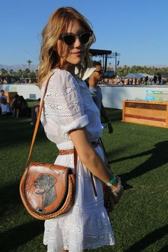 Etoile by Isabel Marant dress- #coachella 2013 #festivalstyle