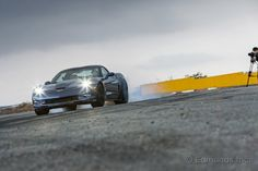 2012 Chevrolet Corvette ZR1 - Burnout Super Test