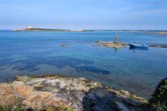 Color of Portopalo di Capo Passero - Etnaportal http://etnaportal.it/portopalodicapopassero #sicily #sicilia #etnaportal #sea #mare #summer #color #blue #beach