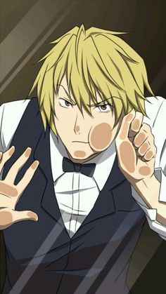 anime wallapaper anime trap wallpaper phone screen lockscreen · drrr shizuo