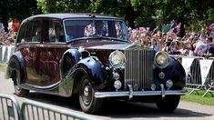 The royals' 1950 Rolls-Royce Phantom IV is worth over $1 million.