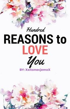"""I just published """"Prologue"""" of my story """"Hundred Reasons To Love You"""".  Follow me @MissTeryGem in wattpad!!!"""
