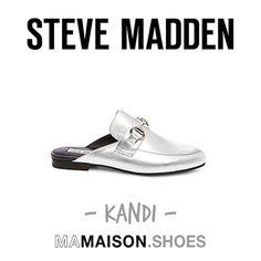 Il nostro must-have preferito 🌟🌟🌟 Kandi by Steve Madden  disponibile in store e online 👉https://www.mamaison.shoes/collections/novita