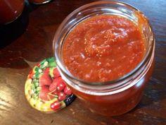 Очень вкусный домашний кетчуп