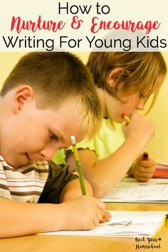 Learn more about this amazing resource that helps our family nurture & encourage writing in our young learners. Get the help you need as a parent to motivate your young writers.