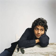 this just makes my heart melt. adrian grenier