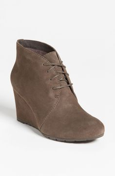 NSale shoe candy: wrapped wedge desert bootie.