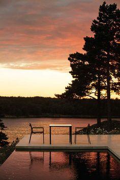 Contemporary suspended garden chair by Rodolfo Dordoni - BITTA - KETTAL