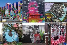 La street art non è eterna. Ma questo progetto di Google sta provando a cambiare la situazione (FOTO)