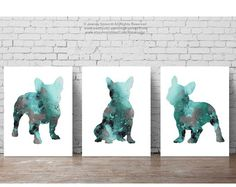 """Shop """"french bulldog"""" in Painting"""