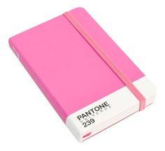 Pantone Ruled A6 Notebook