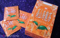 Things to buy in Taiwan? Oolong tea, Cosmetic brands from Japan such as Integrate and Suncut, Ah Chung Mee Sua and. Taiwan Travel, Things To Buy, Stuff To Buy, Oolong Tea, Paper Shopping Bag, Japan, Beauty Products, Lost, Cosmetics