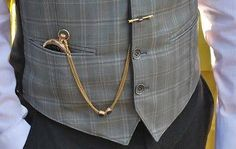 pocket watch guide vest clip - Google Search