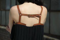 Details - Pleated Dress from Mikkat Market.