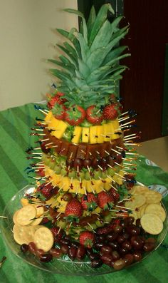 "Tropical Party ""antojitos"""