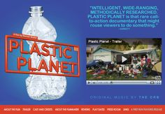 Plastic Planet -- a must see documentary about how plastics are affecting your health and are in all of our blood streams!  Rid your home of as much plastic as possible.  Insist on laws that require all plastics to be labeled, especially those packaging all foods.