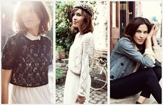 Alexa Chung for Vero Moda spring collection