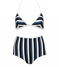 The Swimsuit Styles That Are In & Out for Summer via @WhoWhatWear