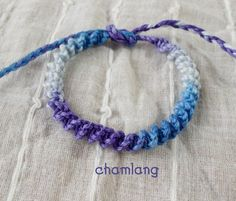Dsc06430 Friendship Bracelets, Diy And Crafts, Crochet Necklace, Embroidery, Handmade, Jewelry, Fashion, Trends, Moda