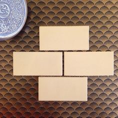 """Keepin' it classy wth neutral toned Subway Tile! Cozy like a Cashmere fall sweater. 2""""x4"""" Subway Tile - 210 Cashmere Creme"""