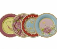 MW Enchanté Side Plate Set of 4 Asstd. GB