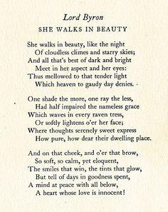 One of my favorite poets.