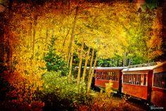 Cumbres & Toltec Scenic Railroad, Colorado/New Mexico.