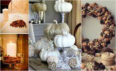 10 pomysłów na udekorowanie domu jesienią