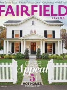 Fairfield Living Magazine
