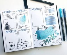 """154 Likes, 9 Comments - Virginie (@french_dreamer_life_lover) on Instagram: """"La reprise va être dure !  #mars #march #goodbyemarch  #cropcircle #ufo #ovni #galaxy #watercolor…"""""""