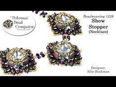 "How to Make a ""Show Stopper"" Necklace (Tutorial) - YouTube"