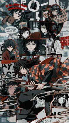Looking for complete characters from Demon Slayer Kimetsu no Yaiba Wallpaper? Cartoon Wallpaper, Cool Anime Wallpapers, Hero Wallpaper, Cute Anime Wallpaper, Animes Wallpapers, Wallpaper Wallpapers, Otaku Anime, Anime Boys, Manga Anime