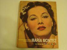 MARIA MONTEZ LA REINA DEL TECNICOLOR, 1994 FILMOTECA CANARIA